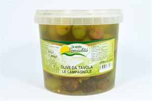 Olives variety Le Campagnole